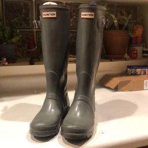 643fbbc80ab0 Hunter Original Tall Wellington Rain Boots